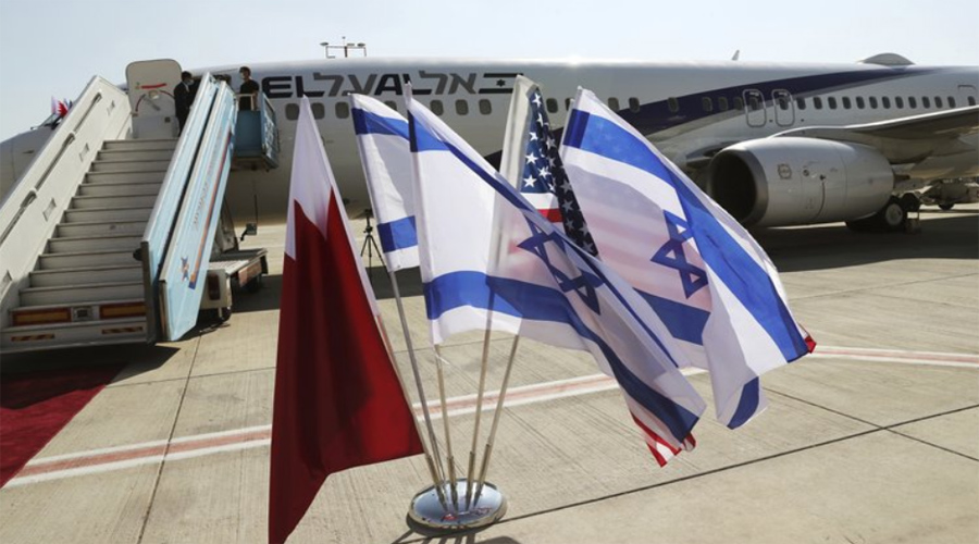 Israel and Bahrain establish formal diplomatic relations