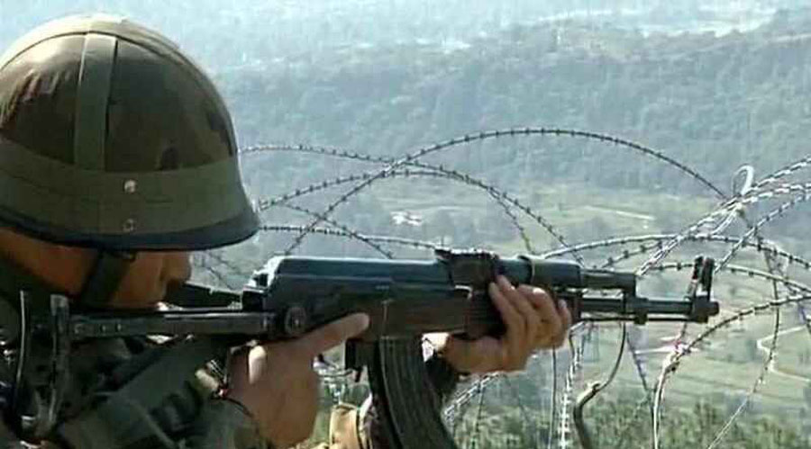 Army jawan killed, another injured in Pakistan firing along LoC in J&K's Poonch