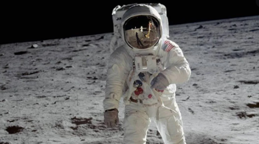 NASA confirms water on sunlit surfaces of Moon