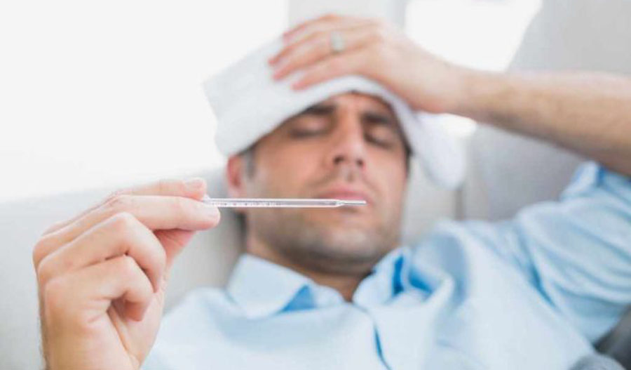 Fever: Causes, precautions and diet