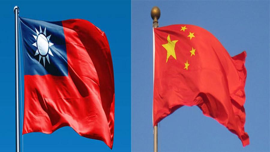 Diplomats from China and Taiwan scuffle in Fiji