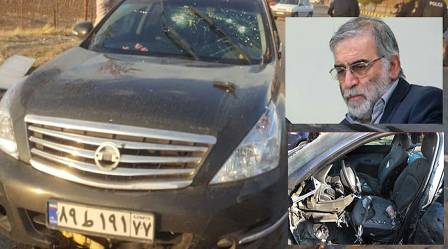 Iran nuclear scientist Mohsen Fakhrizadeh assassinated