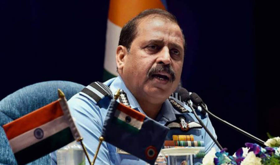 Armed forces must be ready to combat hybrid threats, says IAF chief RKS Bhadauria