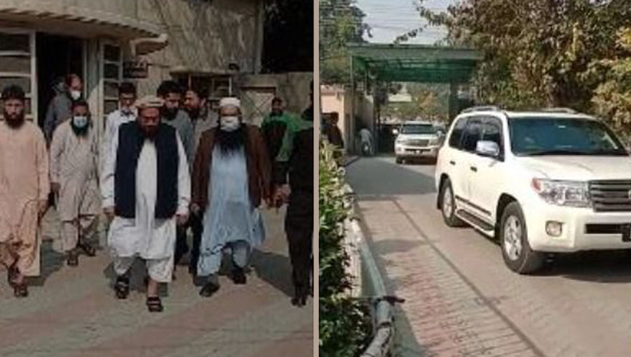 Hafiz Saeed still Pakistan's VIP; terrorist & aides roaming in SUVs despite jail sentence