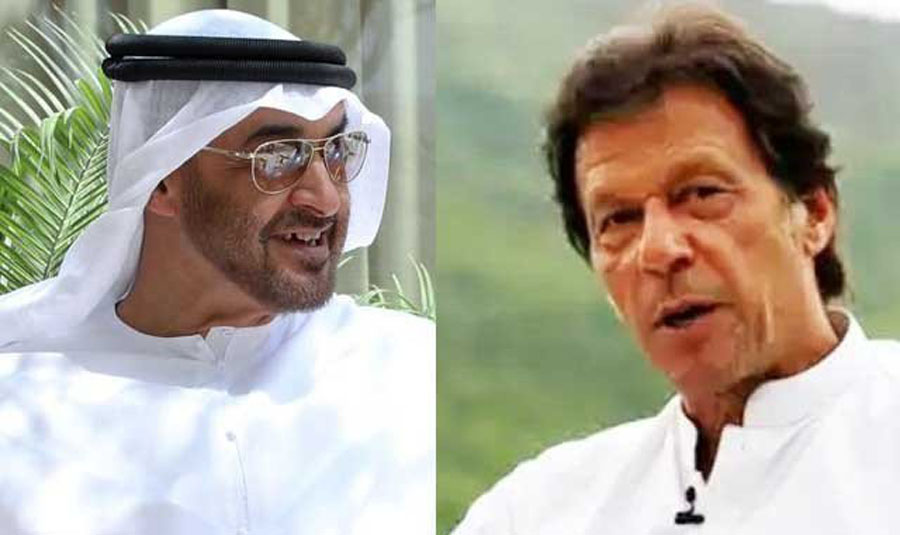 ABU DHABI PUTS THE SQUEEZE ON IMRAN KHAN, PAKISTANIS IN UAE FEEL THE HEAT