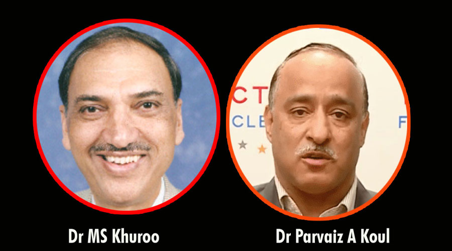 Two Kashmiri medicos feature in Stanford's top scientists of world list