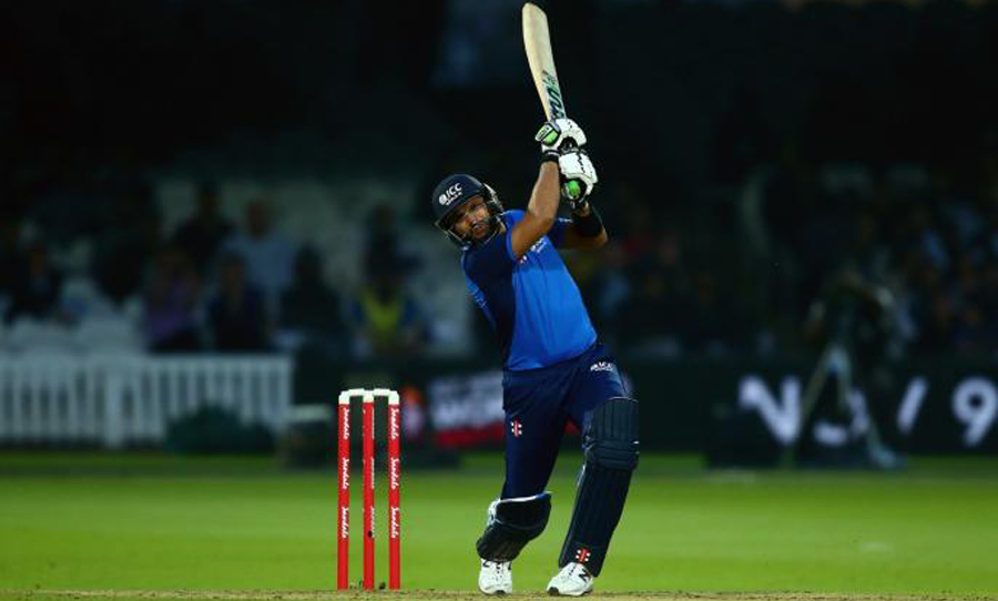 Shahid Afridi blasts 20-ball fifty at age 40 in Lanka Premier League