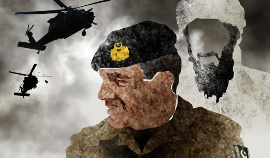 A former ISI chief's SENSATIONAL story