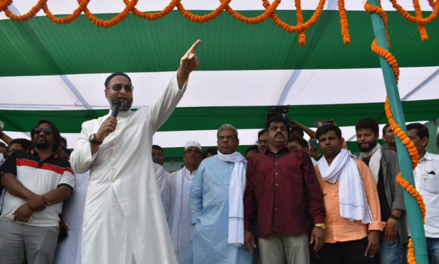 AIMIM emerges as a major force in the Bihar