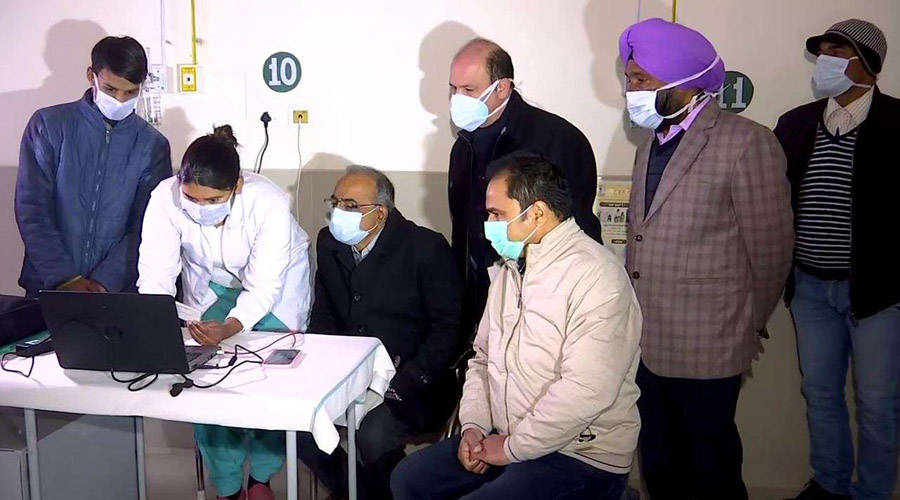 New coronavirus strain enters UP, 2-year-old in Meerut found positive
