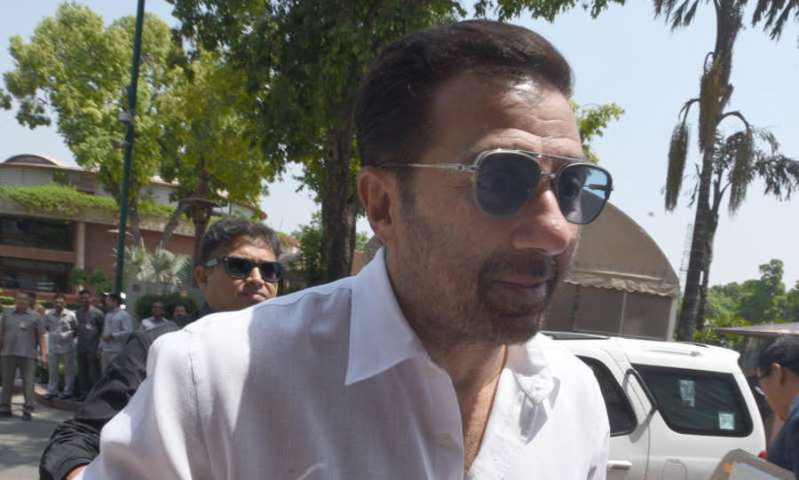 Actor, BJP MP Sunny Deol tests positive for Covid-19