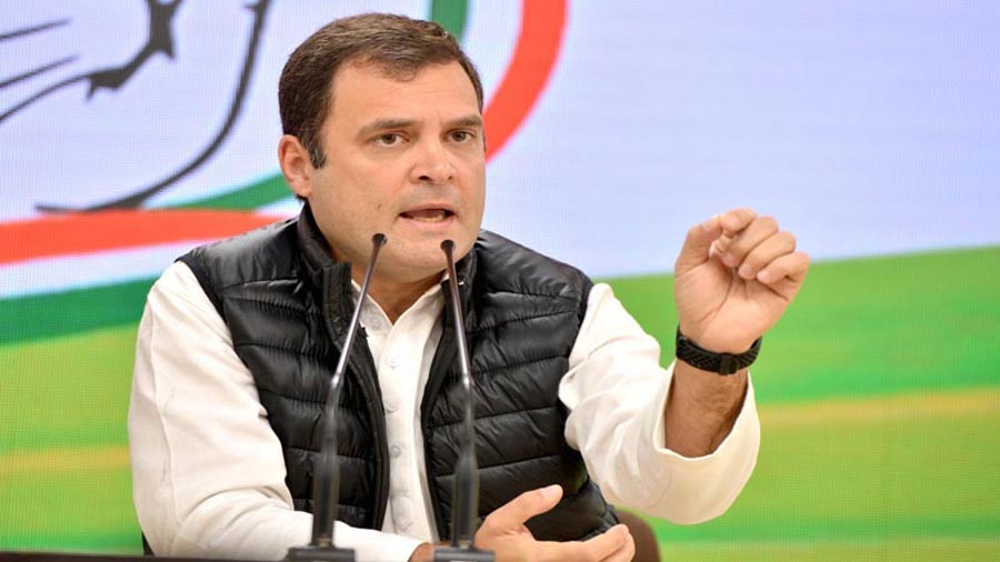 Govt has put entire nation's farmers in trouble: Rahul