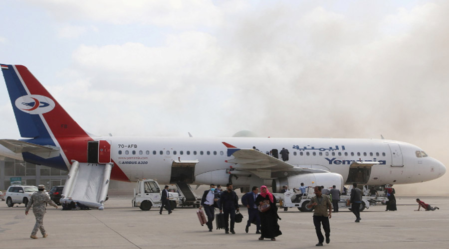 Aden airport blast | Death toll rises to 22; 50 wounded