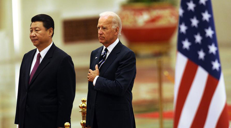 Joe Biden too could be a threat for China