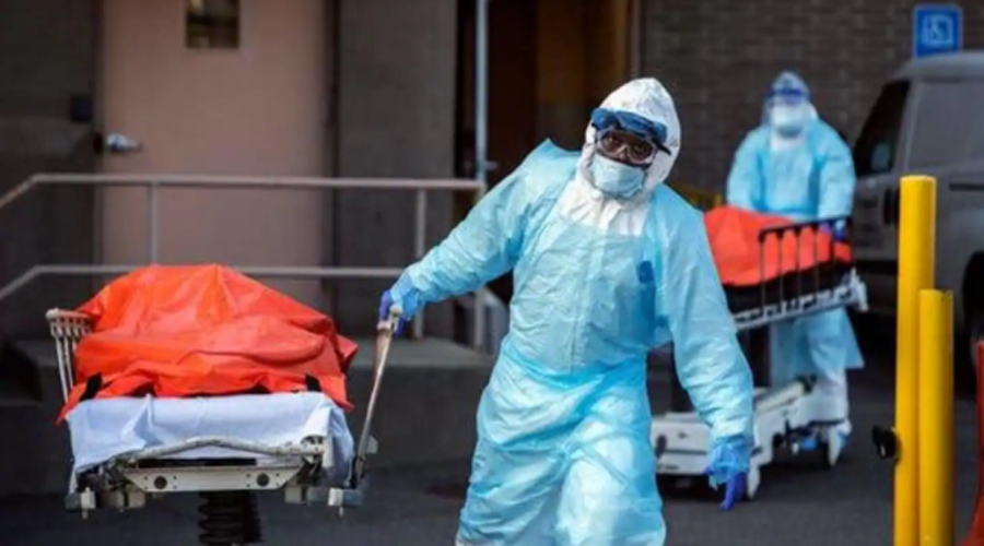Coronavirus: Global death toll crosses 14.85 lakh
