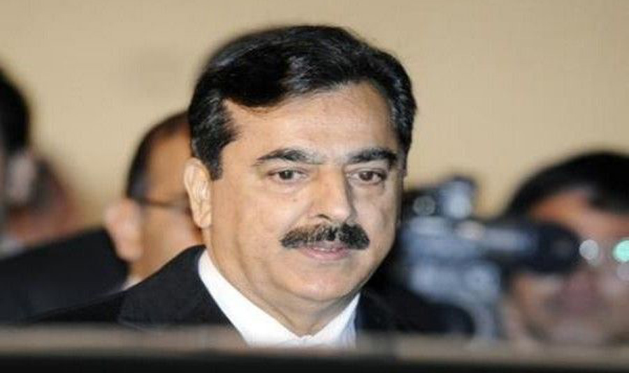 Case filed against ex PM Gilani, his 3 sons and 3000 PDM workers