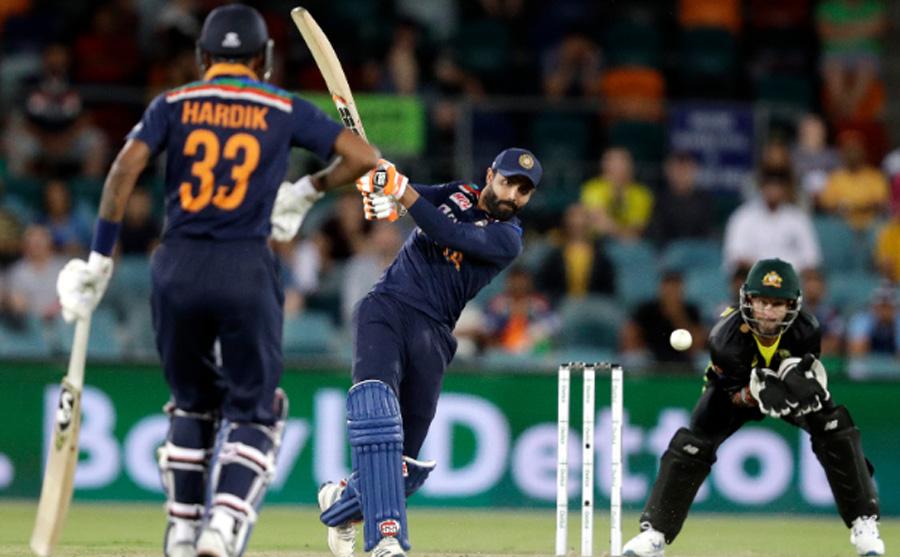 Ravindra Jadeja, Yuzvendra Chahal take India 1-0 up amid concussion controversy