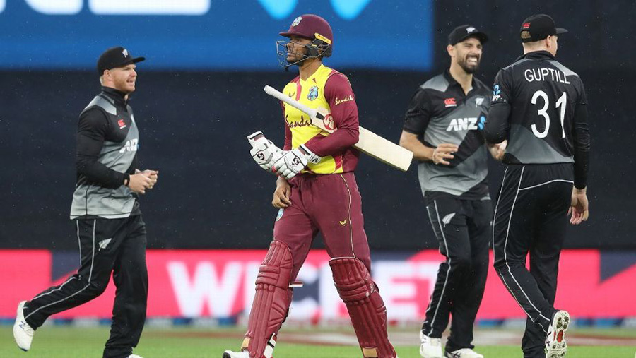 New Zealand take series 2-0 after Bay Oval washout
