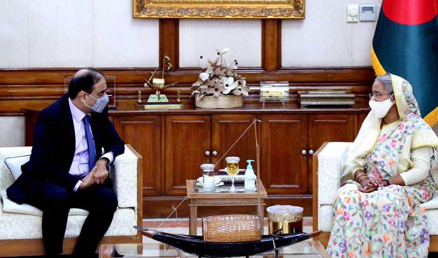 PM Hasina: Bangladesh cannot forget Pakistan's 1971 atrocities