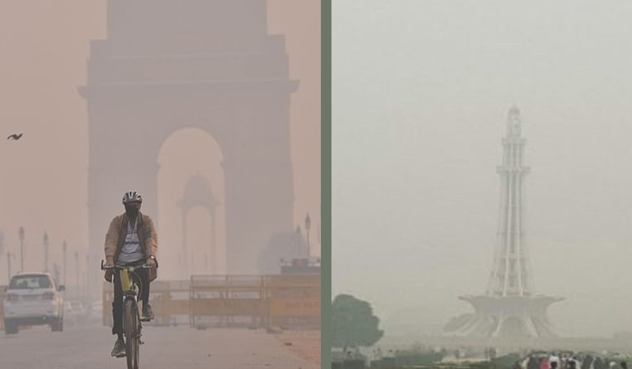 Lahore the most polluted city in the world, Delhi ranked second