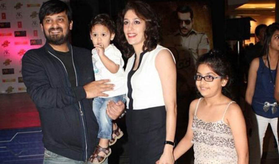 Wajid Khan''s wife, Kamalrukh, alleges in-laws used ''scare tactics'' to convert her to Islam