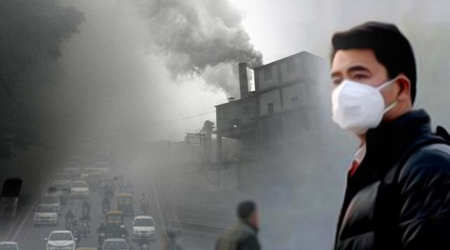 More than 70 lakh killed in the world due to pollution