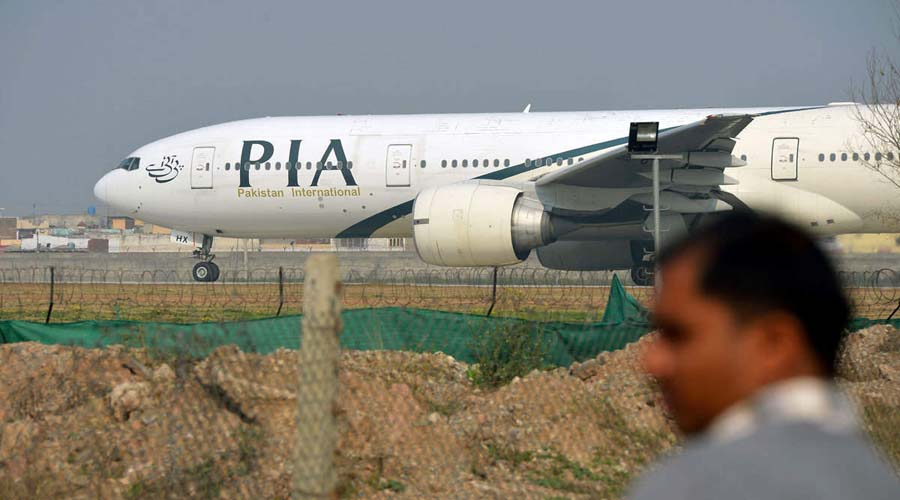 Pakistan faces big embarrassment as Malaysia seizes PIA flight due to non-payment of lease dues
