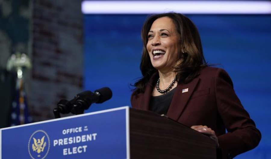 Kamala Harris chooses Sonia Sotomayor to swear her in as vice-president