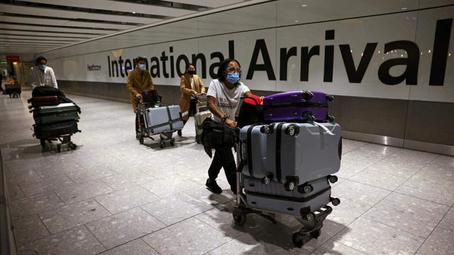 Visitors from 30 countries to face 10-day hotel quarantine