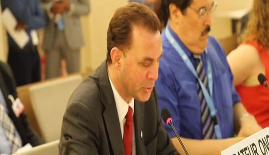 UKPNP urges UN to act against Pak for human rights violations in PoK Gilgit Baltistan