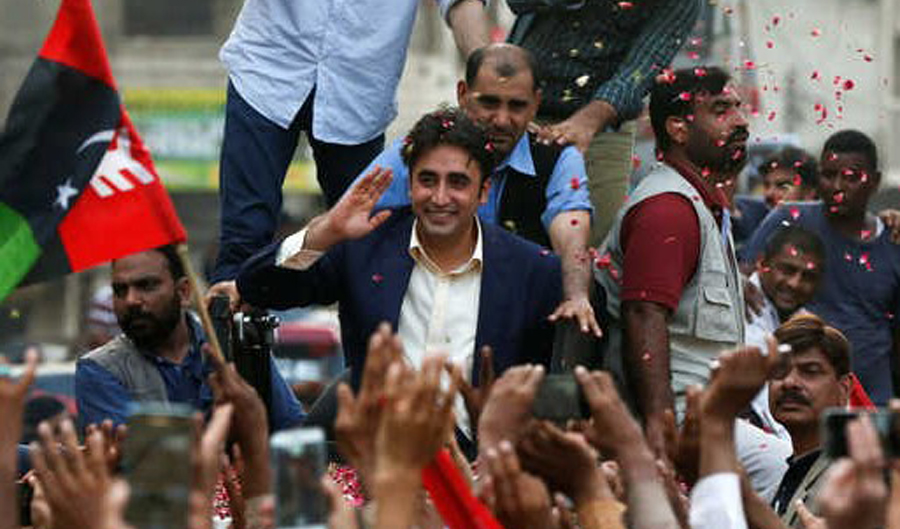 Bilawal Bhutto Demands Foreign Funding Case Against 'Most-Corrupt' Imran Khan Govt Be Made Public