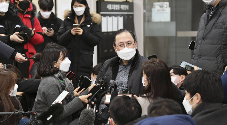 South Korean court orders Japan to pay former 'comfort women'