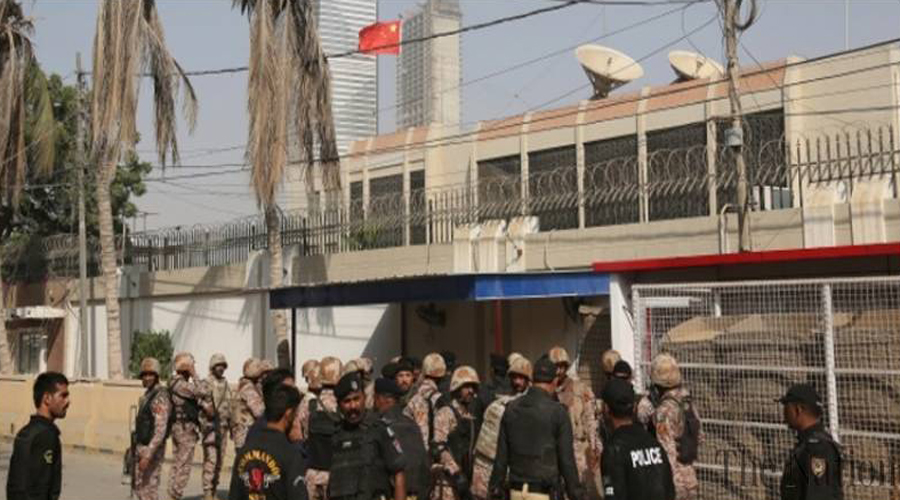 Court points out 5 BLA members in Chinese consulate attack