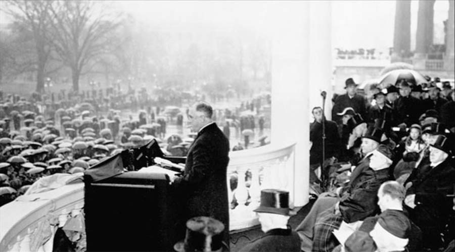 Why Franklin D. Roosevelt's Fourth Presidential Inauguration Lasted Only 15 Minutes