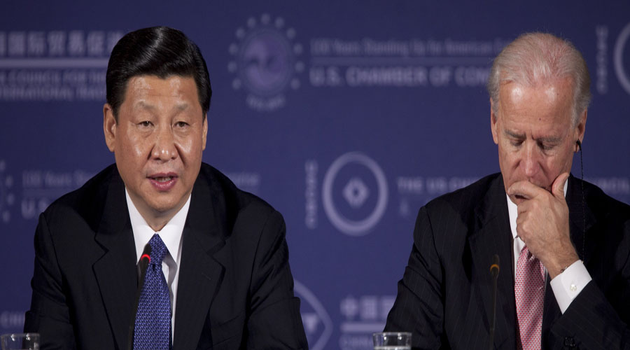With concessions and deals, China's leader tries to box out Joe Biden