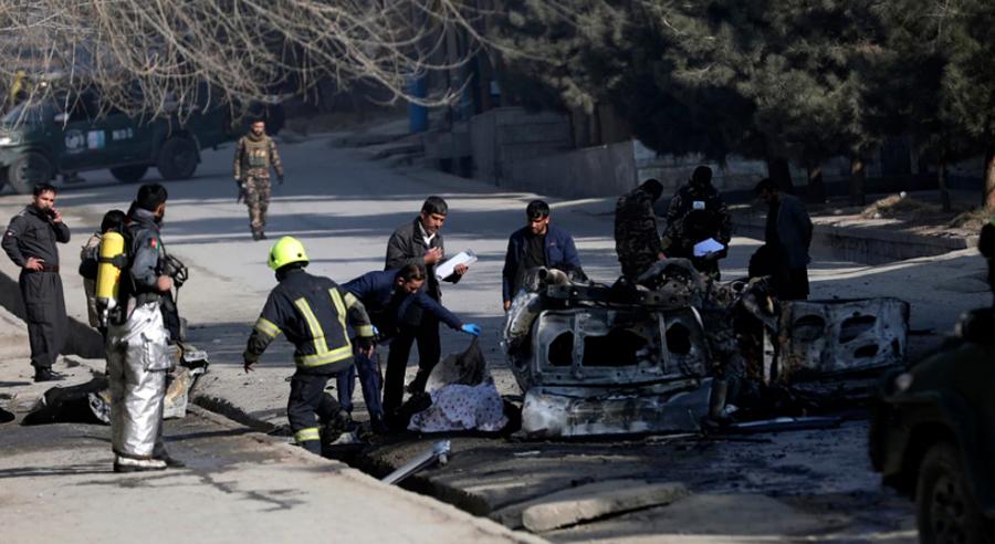 Roadside Bomb, Airstrike Kill 15 People in Afghanistan