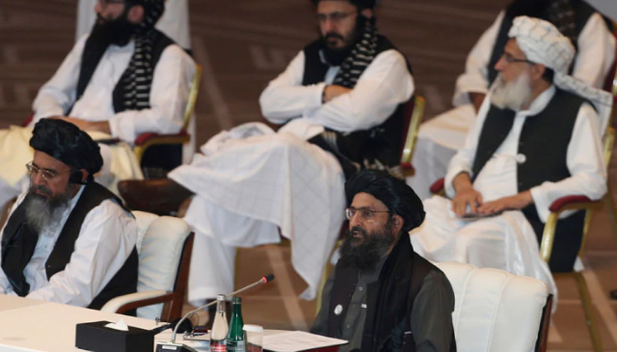 Taliban leaders reach Iran to discuss Afghan peace process