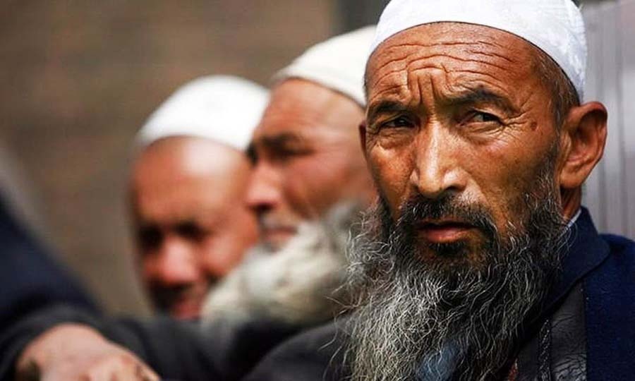 Britain and Canada imposed sanctions against China for attrocities on Muslim Uyghurs