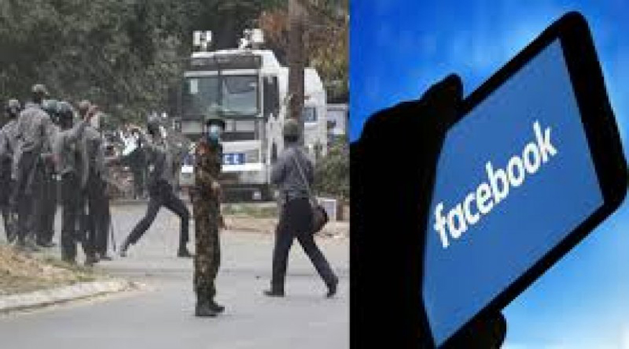 Myanmar coup: Facebook removes main military page for inciting violence