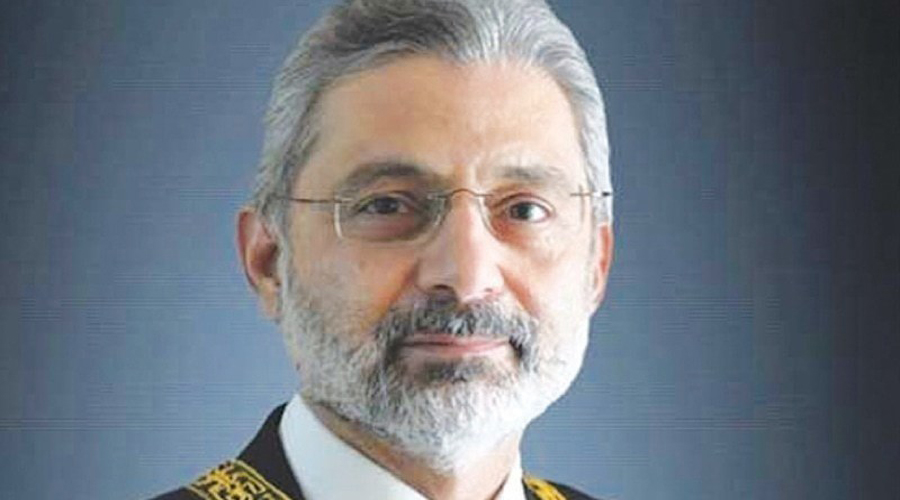 Justice Isa questions CJP's discretionary powers