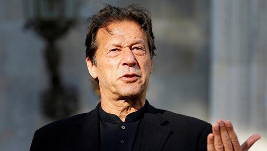 Pakistan, India can resolve Kashmir issue through dialogue: Imran Khan in Sri Lanka