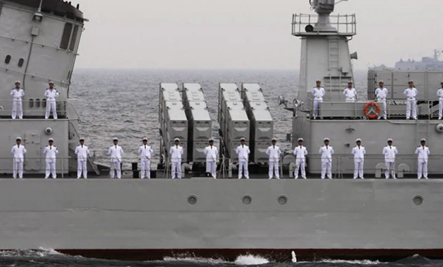 U.S. voices concern over China's recently enacted coast guard law