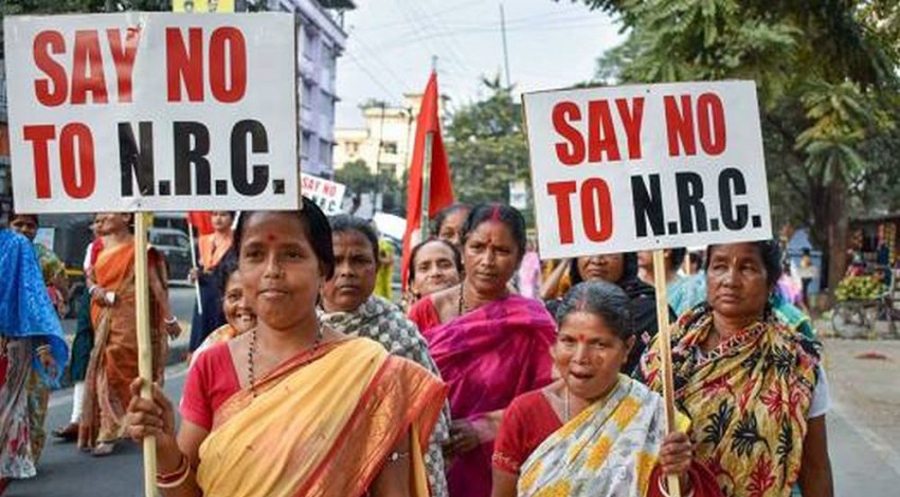 No decision on roll-out of NRC yet: says Govt