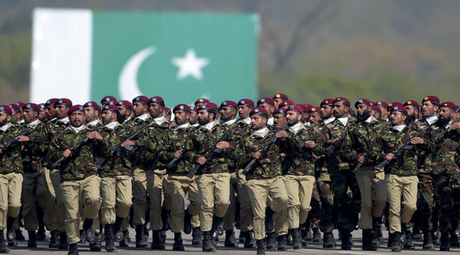In Pakistan army is not with Oppostion as in Maynmar