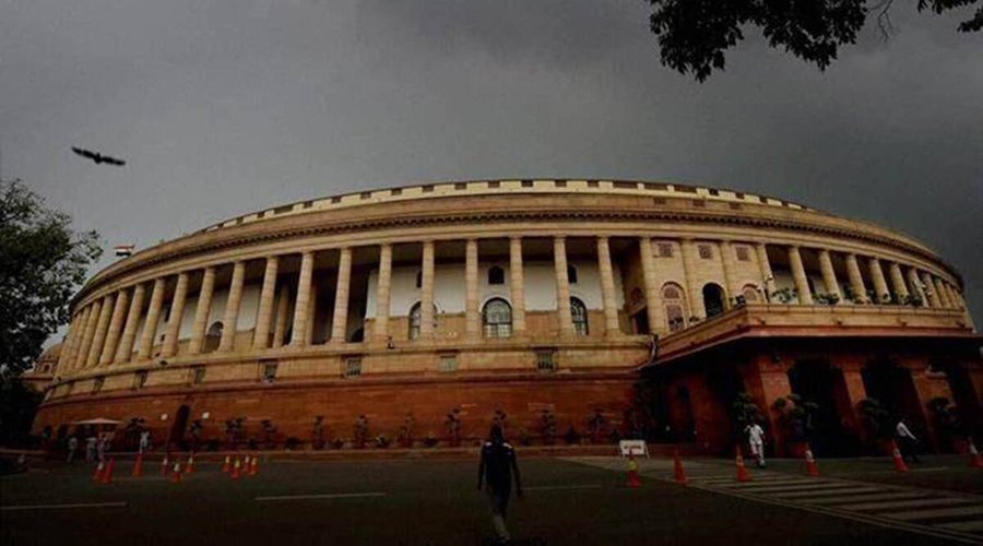 Lok Sabha, Rajya Sabha adjourned for the day after witnessing dramatic scenes over the three contentious farm laws