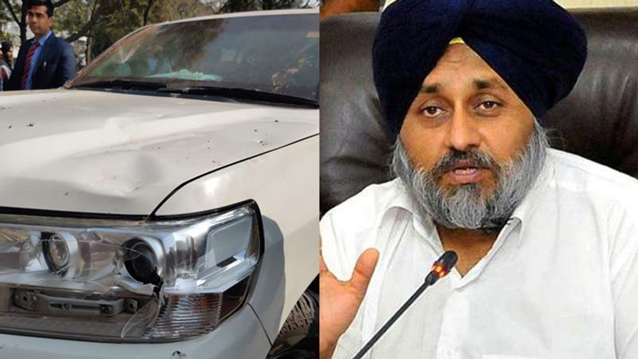 Akali Dal alleges attack on Sukhbir Badal, claims 4 party workers injured in firing