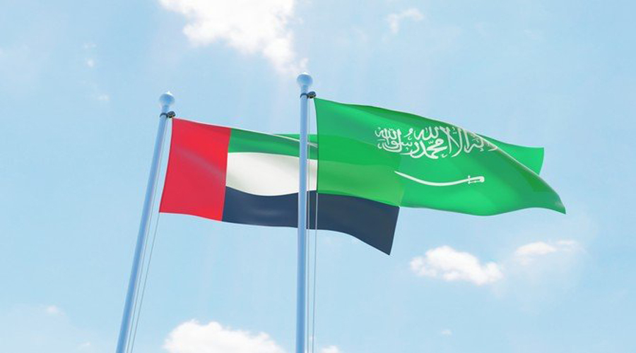 Peace , stability and security of Saudi Arabia and UAE is concomitance: says Emirates Foreign ministry