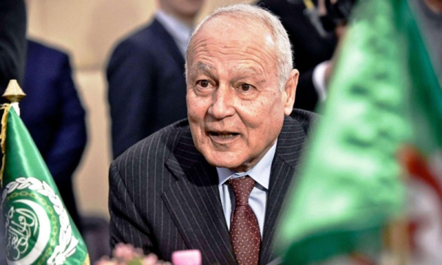 Arab League chief urges necessity of further pressure on Houthis