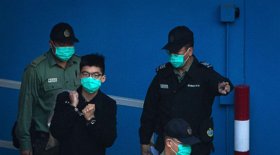 Hong Kong Charges 47 Opposition Activists Under Security Law