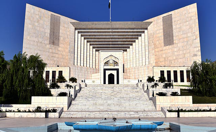 Pakistan SC orders demolition of lawyers' chambers illegally built in Islamabad